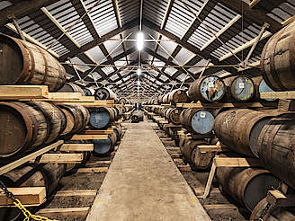 Glenglassaugh dunnage warehouse uploaded by Ben, 10. Dec 2018