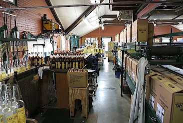 Buffalo Trace bottling uploaded by Ben, 21. Jul 2015
