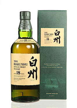 Suntory Hakushu (Japan) without Umverpackung