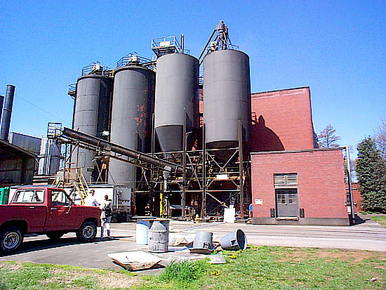 Early Times - Grain Silos
