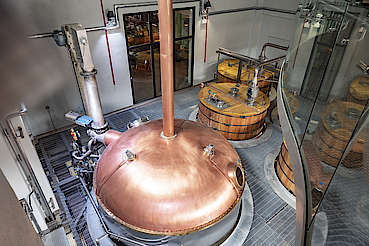 Roe&Co mash tun and wash backs uploaded by Ben, 21. Aug 2019