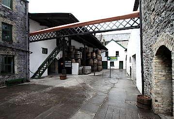 Kilbeggan inner courtyard uploaded by Ben, 18. May 2015