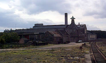 Ardmore distillery uploaded by Ben, 10. Feb 2015