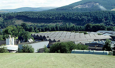 Macallan old warehouses uploaded by Ben, 15. Apr 2015
