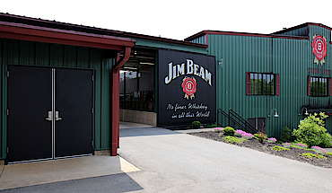Jim Beam barrel houes uploaded by Ben, 17. Jun 2015