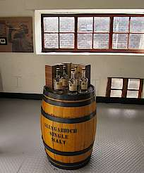 Glen Garioch cask with some bottles uploaded by Ben, 26. Aug 2014