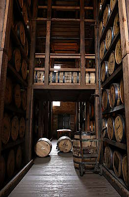 Warehouse of Woodford Reserve