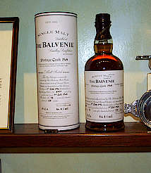 Balvinie bottle vintage cask 1964 uploaded by Ben, 11. Feb 2015