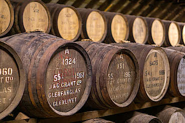 Glenfarclas casks uploaded by Ben, 29. Nov 2019