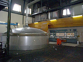 Allt-a-Bhaine mash tun uploaded by Ben, 10. Feb 2015