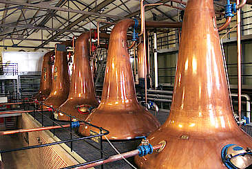 Cardhu pot stills uploaded by Ben, 16. Feb 2015