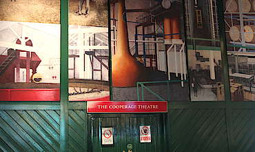 Bushmills cooperage theatre uploaded by Ben, 12. May 2015