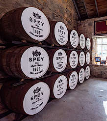 Speyside Casks uploaded by Ben, 22. Nov 2019