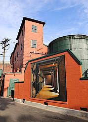 Buffalo Trace picture on the wall uploaded by Ben, 23. Jun 2015