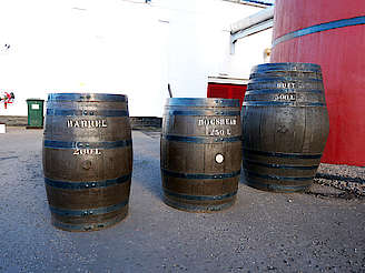 Benromach barrel, hogshead and butt uploaded by Ben, 07. Dec 2018