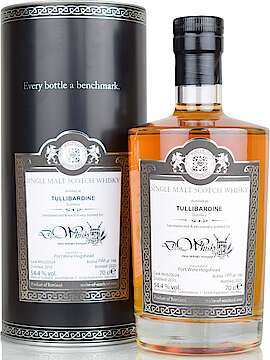 "Tullibardine Exklusiv for "" Dein Whisky"""