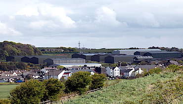 Bushmills warehouses uploaded by Ben, 12. May 2015