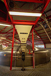 Glenfarclas grist hopper uploaded by Ben, 29. Nov 2019