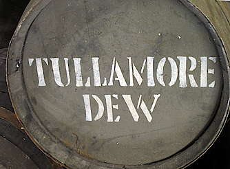 Tullamore cask uploaded by Ben, 27. May 2015