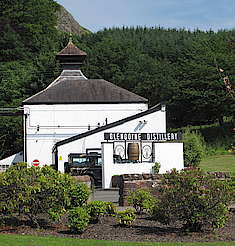 Glengoyne entrance uploaded by Ben, 18. Mar 2015