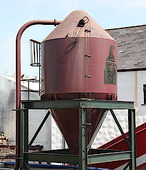 Bushmills draff silo uploaded by Ben, 12. May 2015