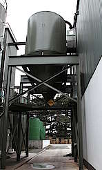 Cooley draff silo uploaded by Ben, 18. May 2015