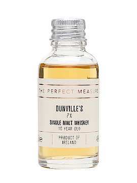 Dunville's 10 Year Old Sample PX