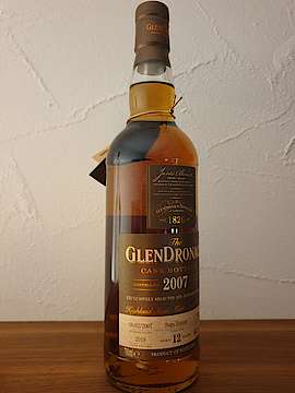 Glendronach The GlenDronach Cask Bottling