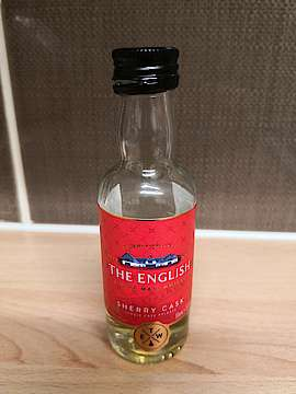 The English Sherry Cask