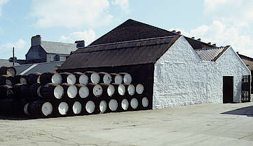 Springbank warehouse with casks uploaded by Ben, 27. Apr 2015