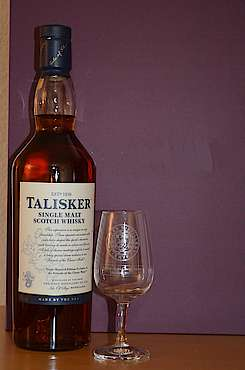 Talisker Triple Matured Edition