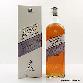 Johnnie Walker 12 Years Old BLENDERS' BATCH Sherry Cask Finish # 7