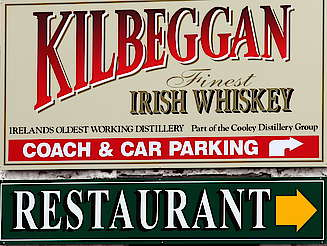 Kilbeggan company sign uploaded by Ben, 18. May 2015
