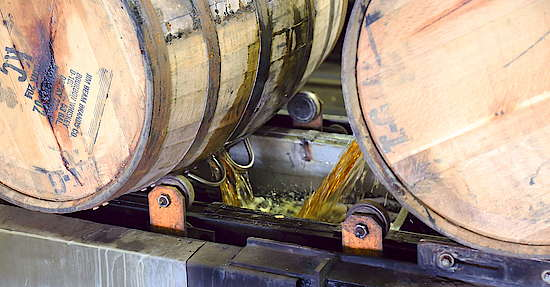 Jim Beam - Emptying the barrels