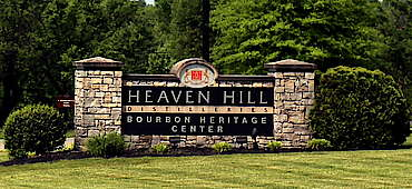 Company sign of the Heavenhill distillery. uploaded by Ben, 12. Jun 2015
