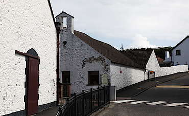 Bushmills view from the street uploaded by Ben, 12. May 2015