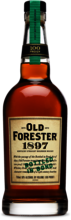 Old Forester 1897 Bottled in Bond