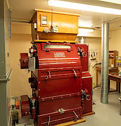 Cragganmore malt mill uploaded by Ben, 13. Dec 2019