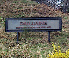 Dailuaine company sign uploaded by Ben, 17. Feb 2015