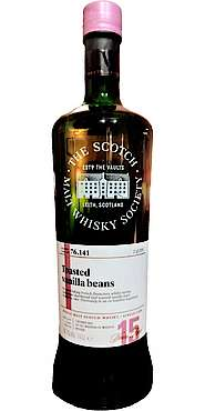 Mortlach Toasted Vanilla Beans
