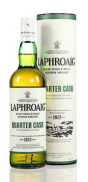 Laphroaig Quarter Cask - new Casing