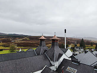 Dalwhinnie pagoda roof uploaded by Ben, 07. Dec 2018