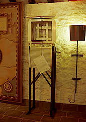 Dalwhinne museum with old weather station uploaded by Ben, 18. Feb 2015