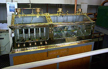 Glentauchers spirit safe uploaded by Ben, 24. Mar 2015