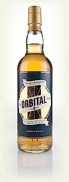 Orbital 8 Year Old Whisky Magazine World Blend (70cl, 46%)