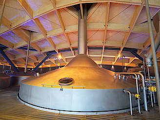 Macallan mash tun uploaded by Ben, 10. Dec 2018