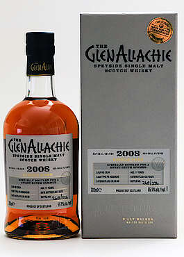 "Glenallachie Single Cask ""Sweet Dutch Summer"""