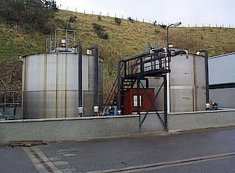 Cragganmore alcohol bottling plant uploaded by Ben, 17. Feb 2015