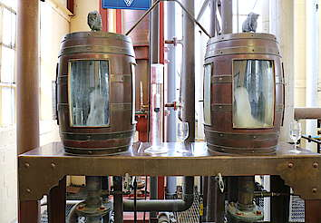 Buffalo Trace spirit safe uploaded by Ben, 21. Jul 2015