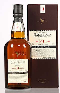 Glen Elgin Sherry Cask